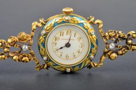 Art Nouveau Tiffany & Co. Ladies Watch