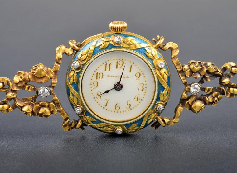 Art Nouveau Tiffany & Co. Ladies Watch