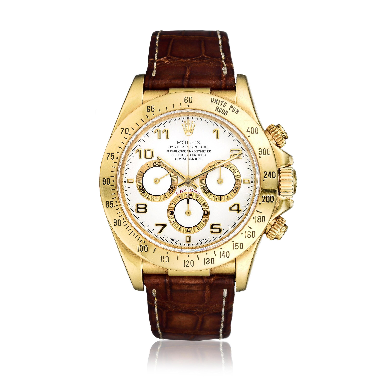Rolex Zenith Daytona Ref. 16518 - Fortuna Auction Important Watches