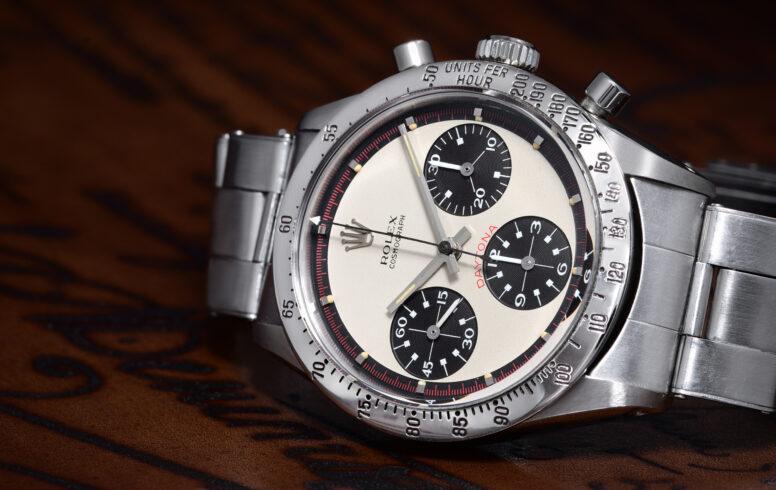 Rolex Paul Newman Daytona Ref. 6239-Fortuna Auction Important Watches