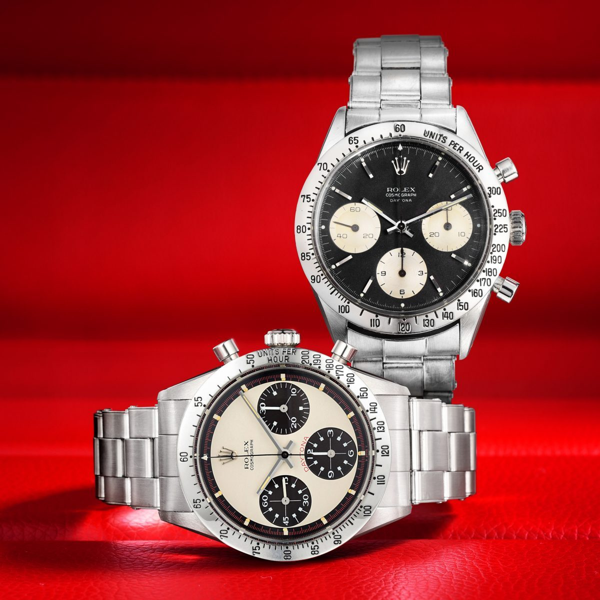 Rolex Paul Newman Daytona Ref. 6239-Fortuna Auction NYC