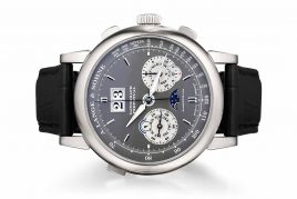A. Lange & Söhne White Gold Datograph Perpetual
