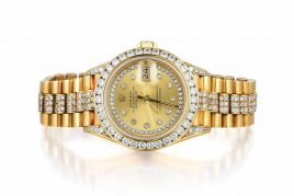 Rolex Oyster Perpetual Datejust Ladies Watch