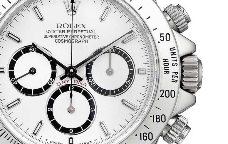 History of the Rolex Daytona - Fortuna Fine Jewelry & Watch Auction