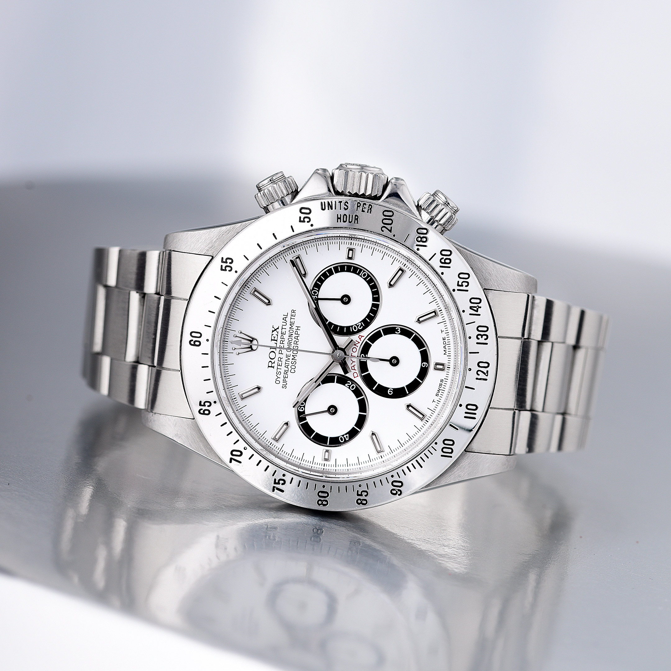 Rolex Daytona Ref. 116520 - Fortuna NYC Fine Jewelry & Watch Auction