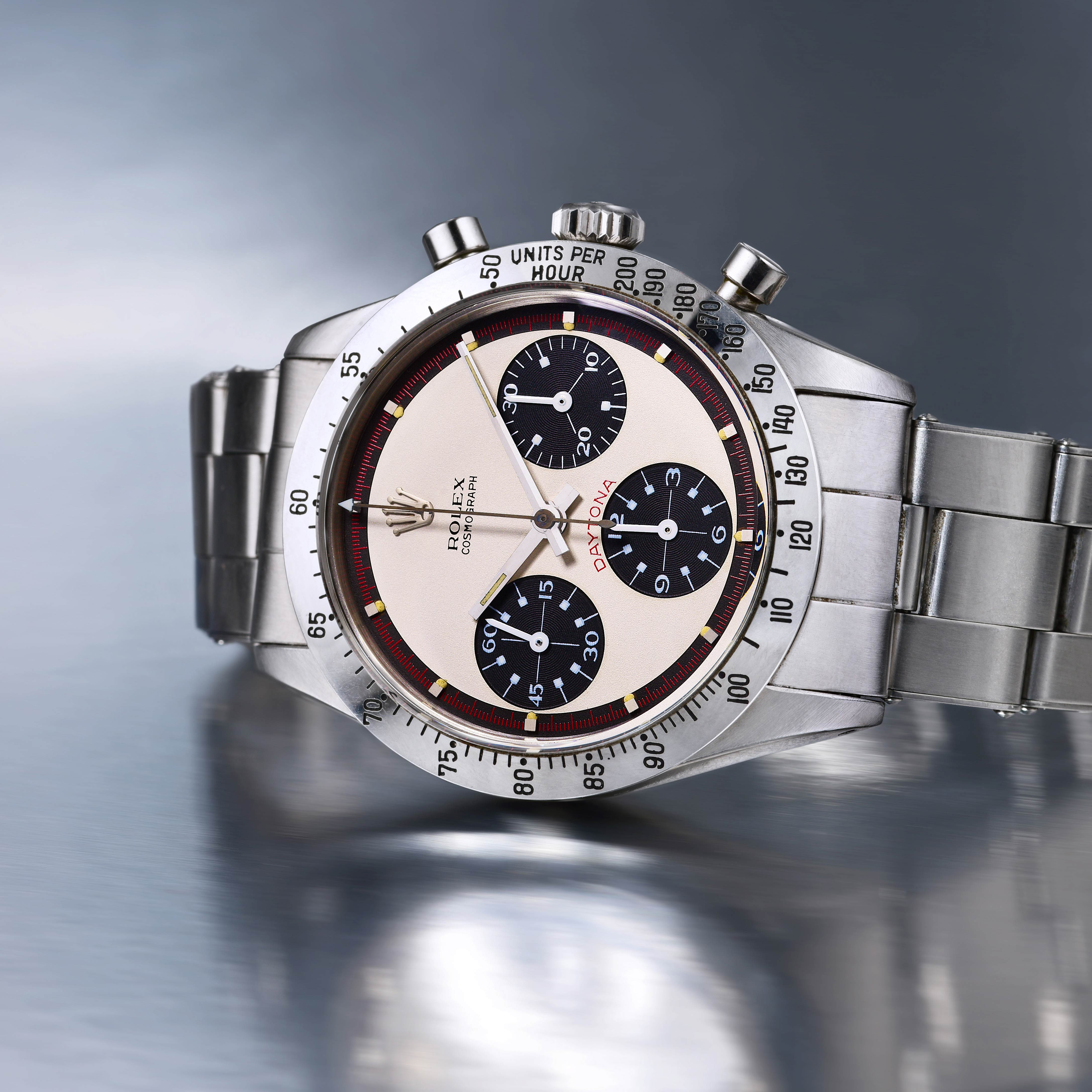 Rolex Paul Newman Daytona - Fortuna NYC Fine Jewelry & Watch Auction