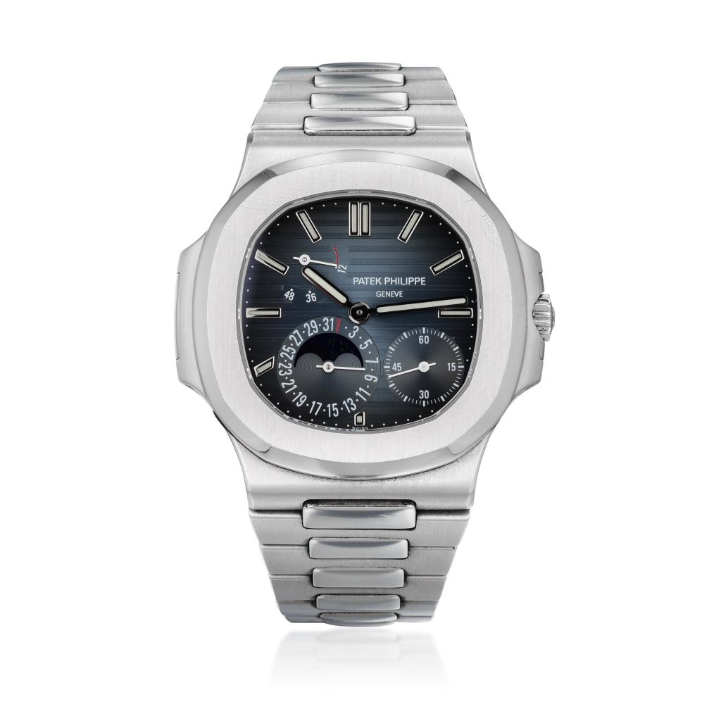 Patek Philippe Nautilus Ref. 5712/1A - Fortuna NYC Fine Jewelry & Watch Auction