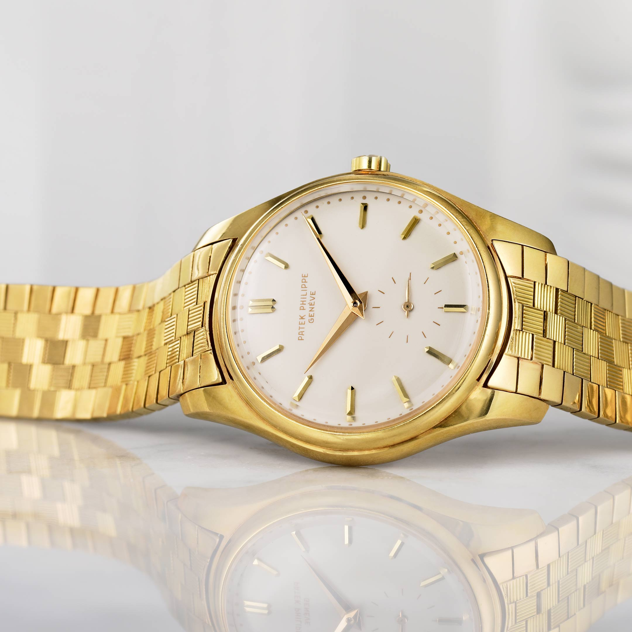 Patek Philippe Ref. 2526 Fratello Watches - Fortuna NYC Fine Jewelry & Watch Auction