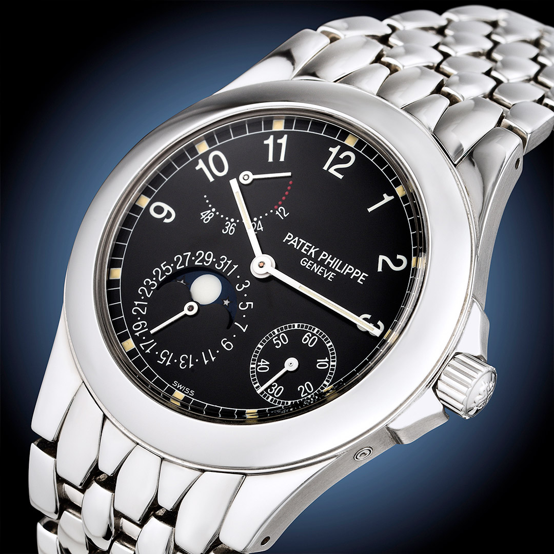 Patek Philippe Ref. 5085/1A Neptune Moonphase and Power Reserve