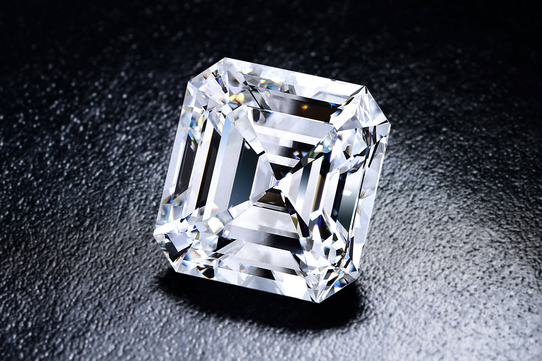 2019MAY 10.67ct D IF Asscher Diamond - Fortuna Auction Exquisite Jewels
