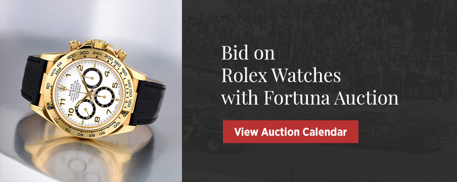 bid on a rolex daytona