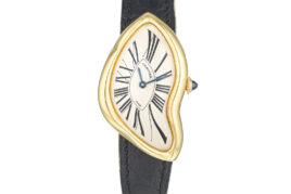 Cartier Crash 1991 Limited Edition in 18K Gold