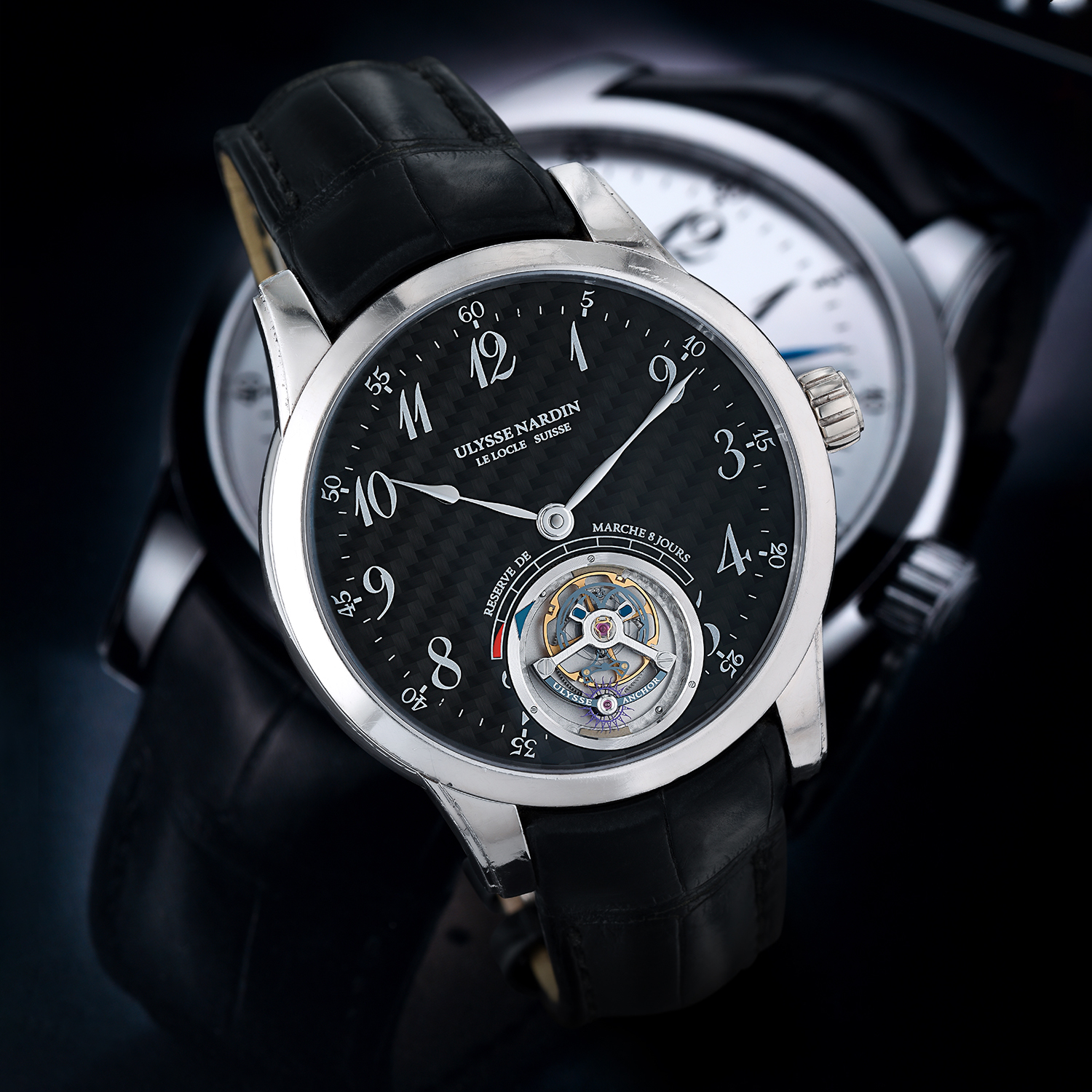Ulysse Nardin Limited Edition Anchor Tourbillon