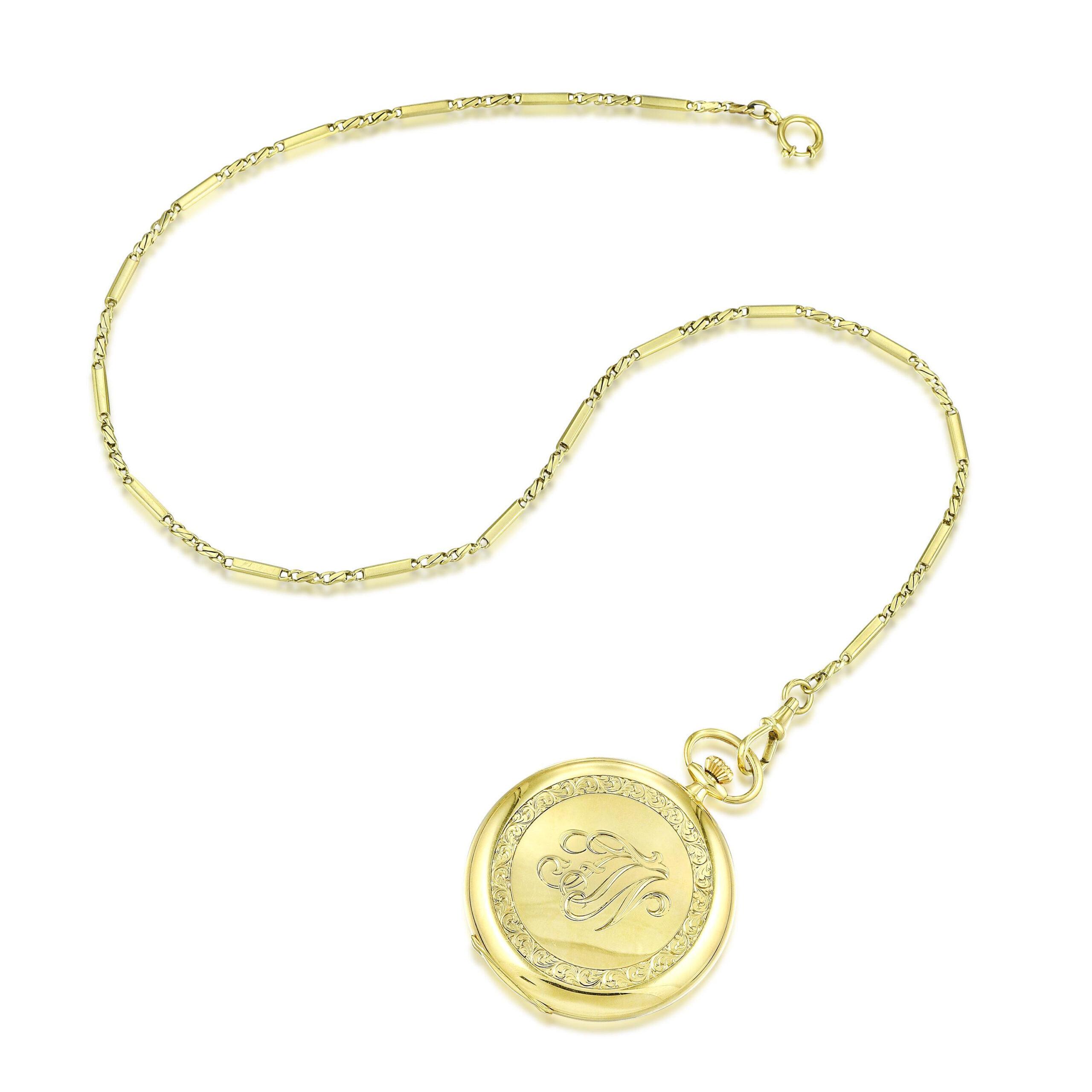 Patek Philippe ref. 983 Hunter Case in 18K Gold