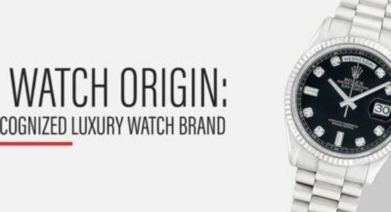 rolex watch origin